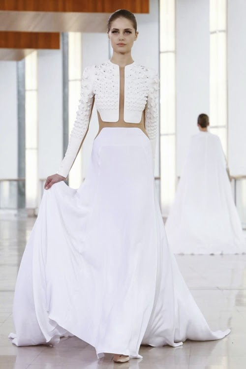 Only Her Inspirations: Stéphane Rolland - Haute Couture ...