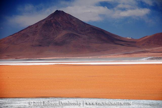 laguna colorada em sud lipez bolivia