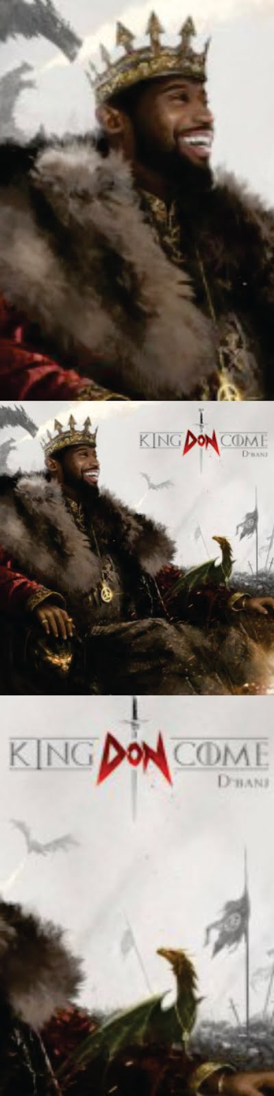 "D'Banj New Album ""KINGDONCOME"""