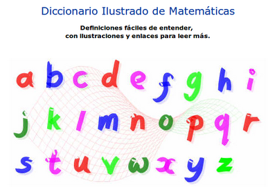 DICCIONARIO ILUSTRADO DE MATEMÁTICAS