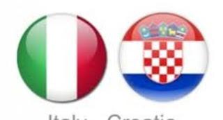skor akhir kroasia vs italia