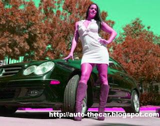 Porn Star Savannah Stern Trades Mercedes CLK350 for Her