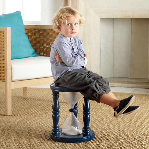 Time-Out Timer Stool