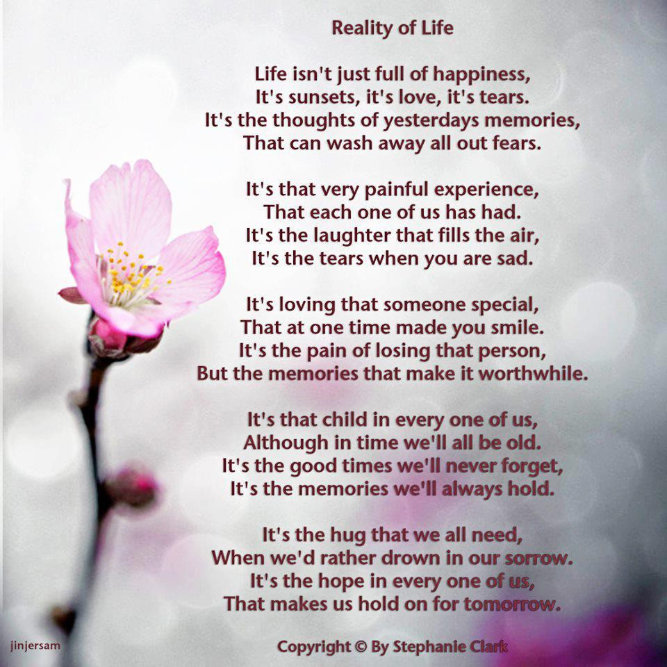 ... written by grieving mother, Debra Carter and many grieving mothers