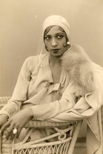 Not Now Silly: Day In History Josephine Baker Born Josephine