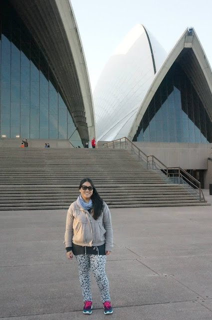 maraisms sydney opera house