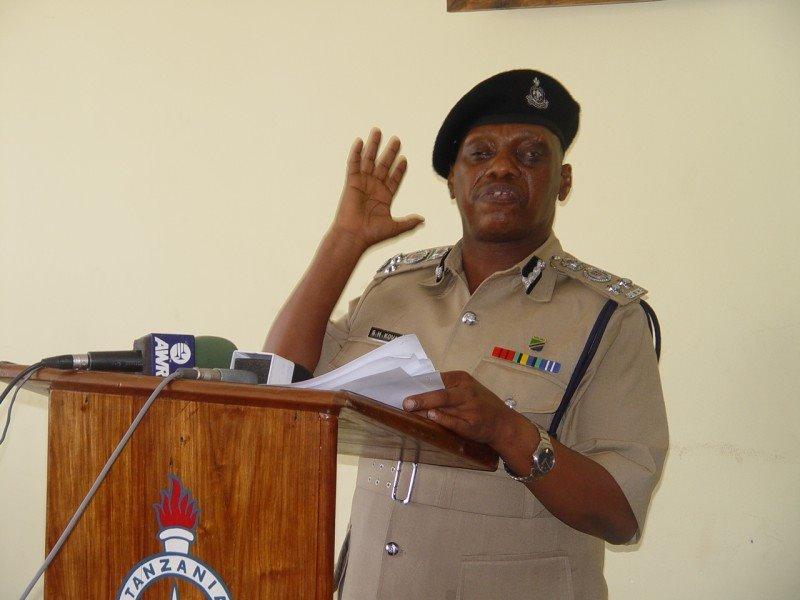 Kamanda Suleiman Kova Astaafu Rasmi Jeshi la Polisi Tanzania!