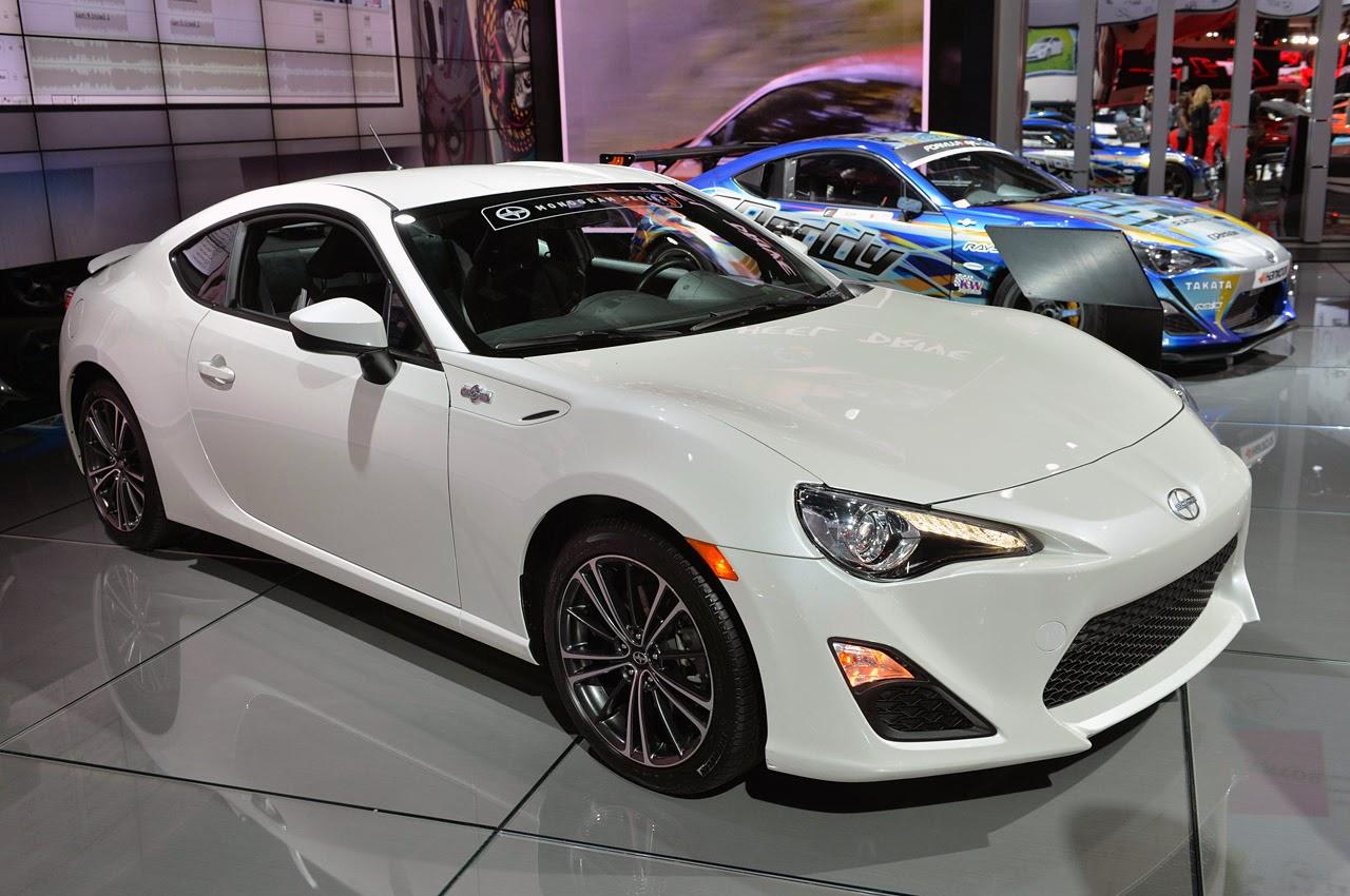 © Automotiveblogz: 2014 Scion FR-S Monogram Series: Detroit 2014 Photos