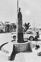Busto de Thiago Ferreira