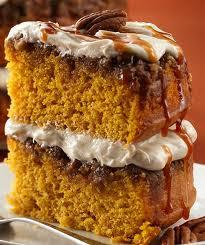 New Pumpkin Cake Recipes