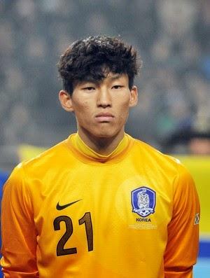 Kim Seung-Gyu (Corea del Sur)