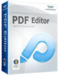Wondershare PDF Editor 3.9.3.3