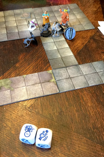 D&D Fumbles, Battle Gaming One, Story Cubes