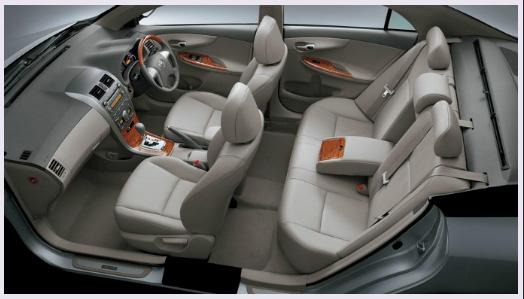 Interior Toyota All New Corolla Altis 2014 Mobil Toyota