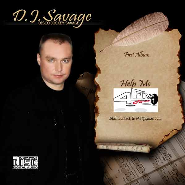 D.J. Savage - First Album (2012)