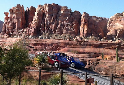 Radiator Springs Racers