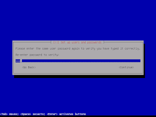 Langkah-langkah Menginstal Linux Debian 6 Berbasis Teks
