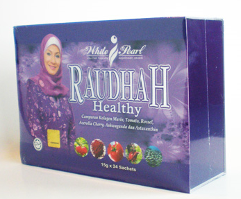 Raudhah Healthy Kak Ton