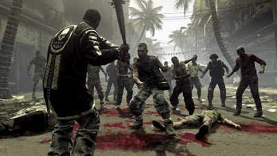 Dead Island The Man with the devil zombie
