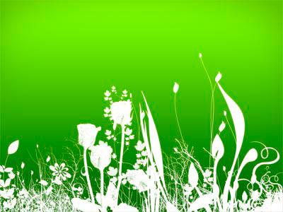 pinceles photoshop florales