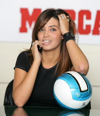 Sara Carbonero deportes