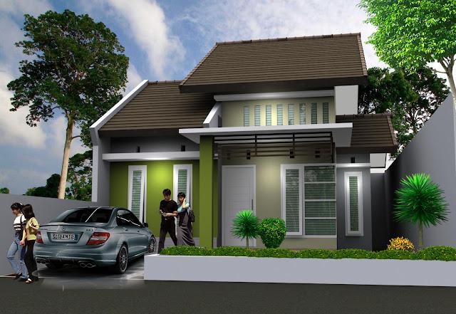 Model Rumah Minimalis 1 Lantai 2016