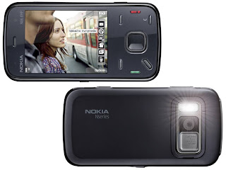 Nokia N86 8Mp latest phone with 8Gb memory