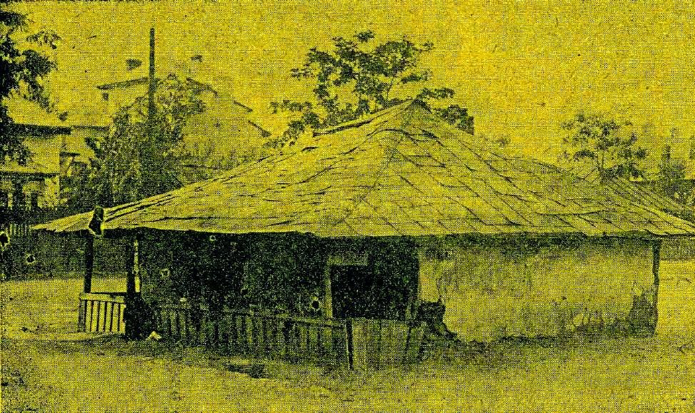 Palatul unei ghicitoare din 1929
