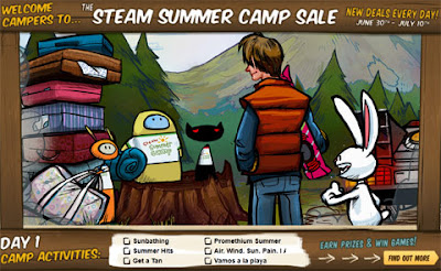 steam sale 2011
