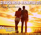 CD SELEÇÃO ANOS 80 - 90 ROMANTICAS