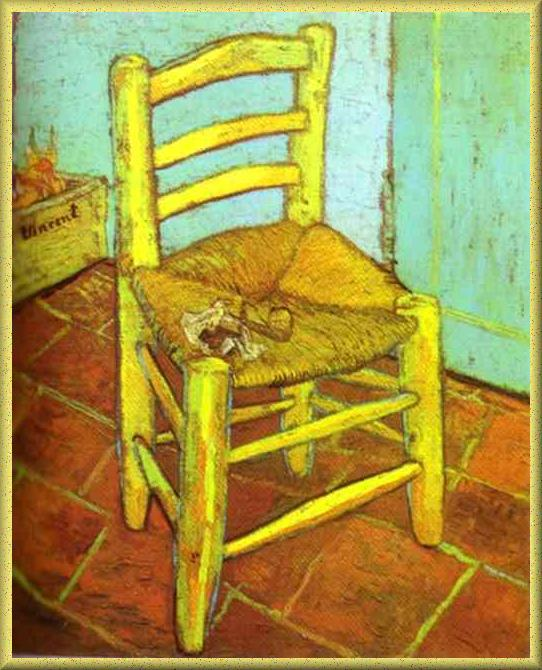 1000 Images About Van Goghs Room On Pinterest Bedroom In Arles Chair Parts And Van