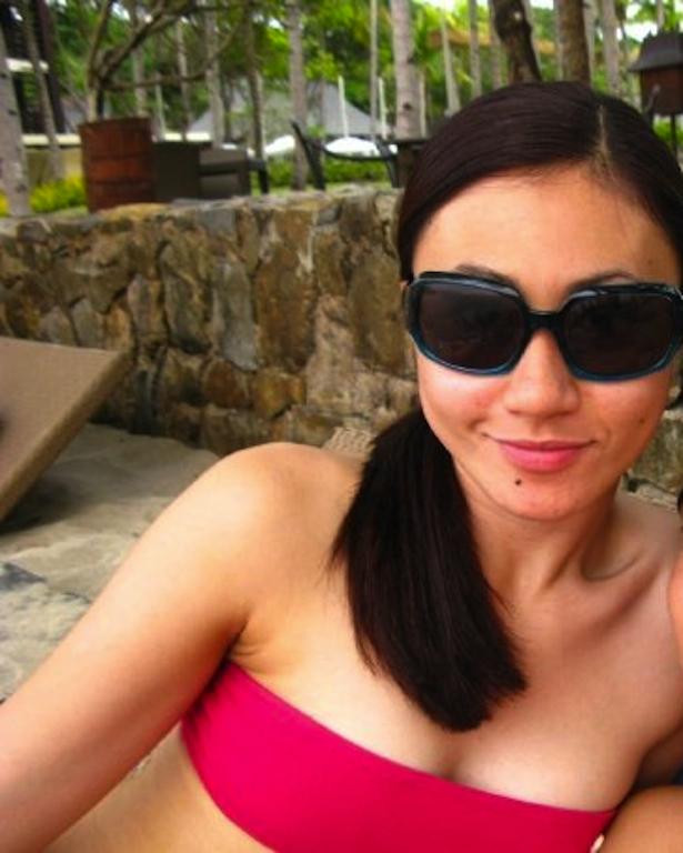 asian girls beach bikini 2