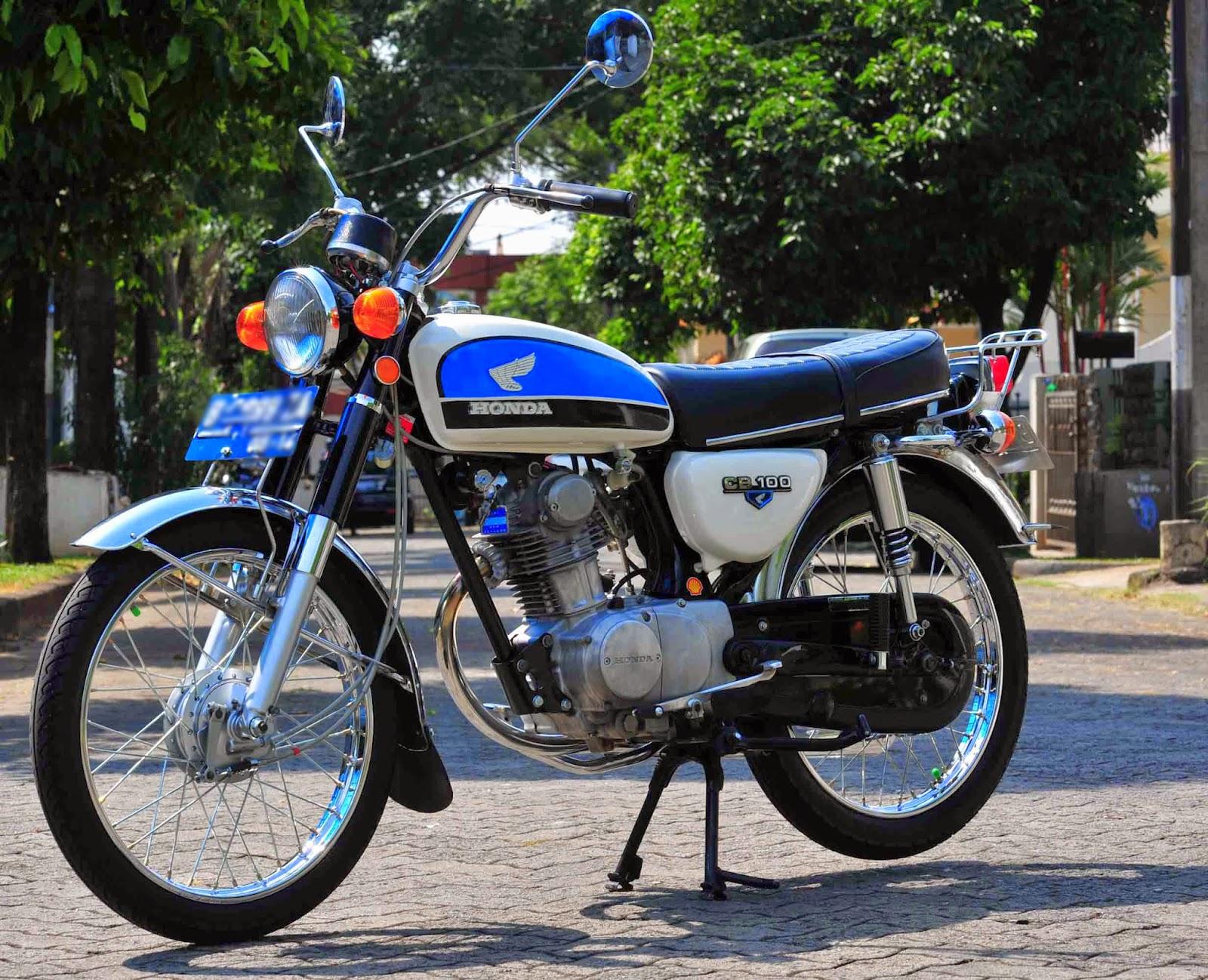 modifikasi-honda-cb-100-classic