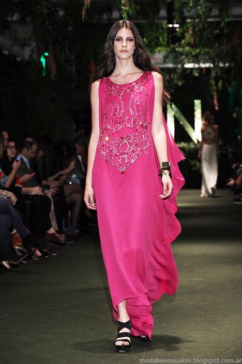Bafweek primavera verano 2015 Desfiles. Naima  primvera verano 2015 vestidos.