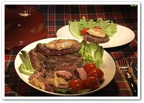 видеоурок Как приготовить стейк