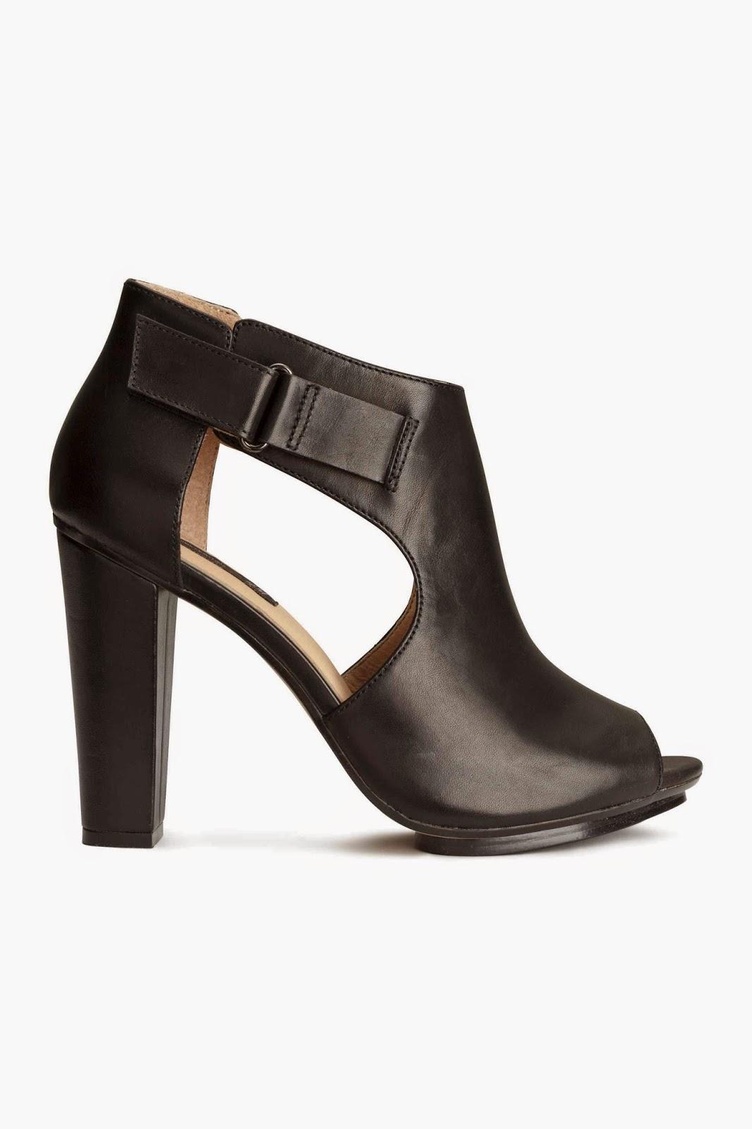 Sandalias piel H&M. Sandalias piel Zara. Botines H&M verano 2015. Zapatos Zara 2015