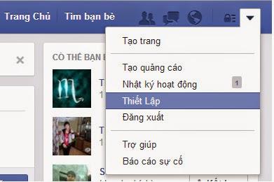 Chan Tag hinh anh tu cac trang Facebook