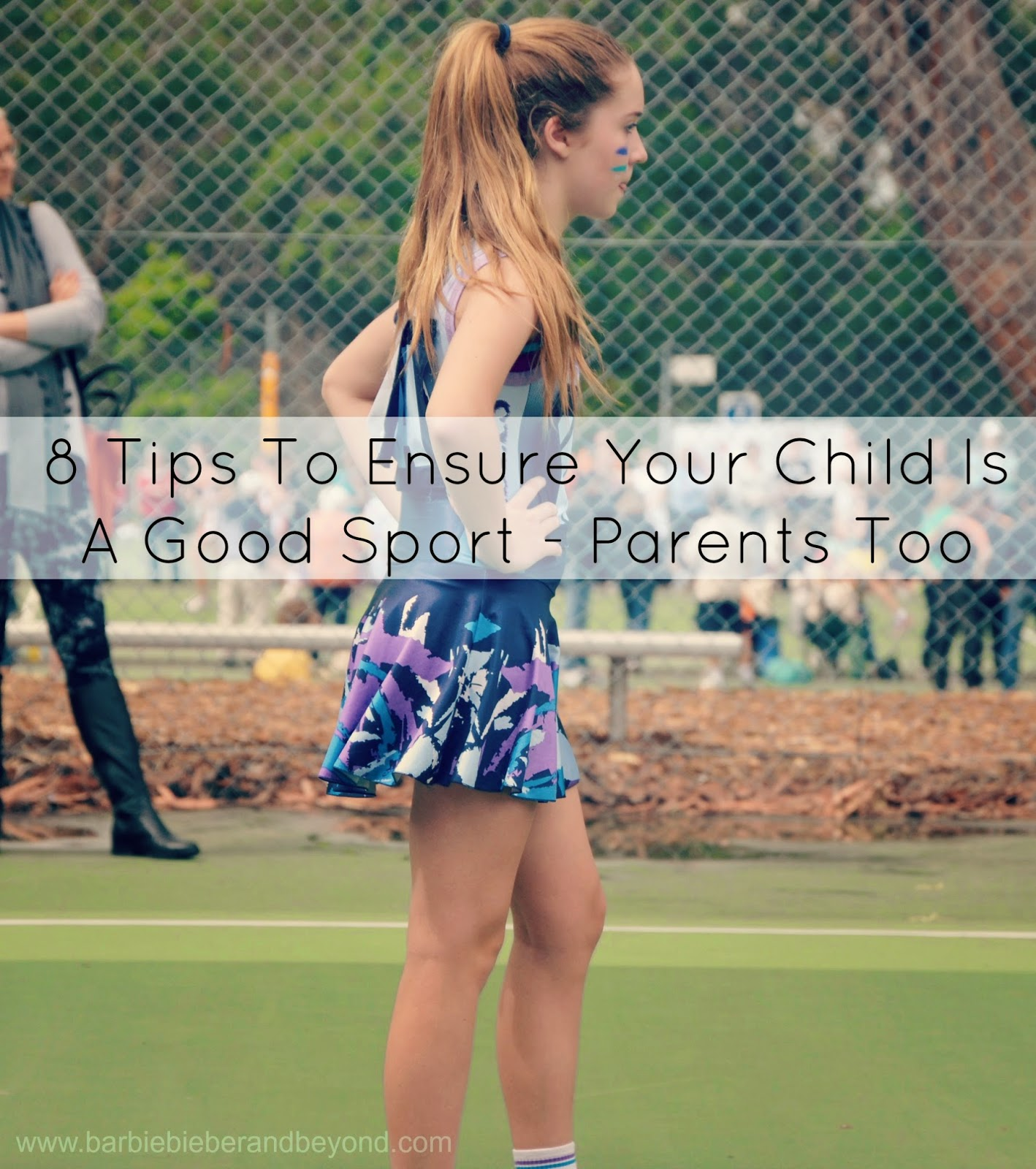 Tips To Ensure Your Child Is A Good Sport