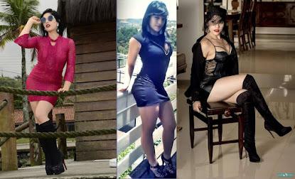 A modelo e atriz Biah Lopes é selecionada para participar do seriado 'Cravos Vermelhos' que começa