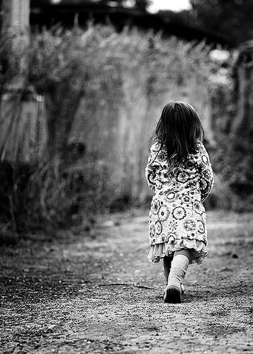 إختبار تحليل الشخصية  Walking+away