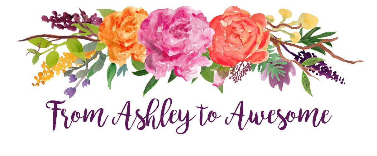 From Ashley to Awesome