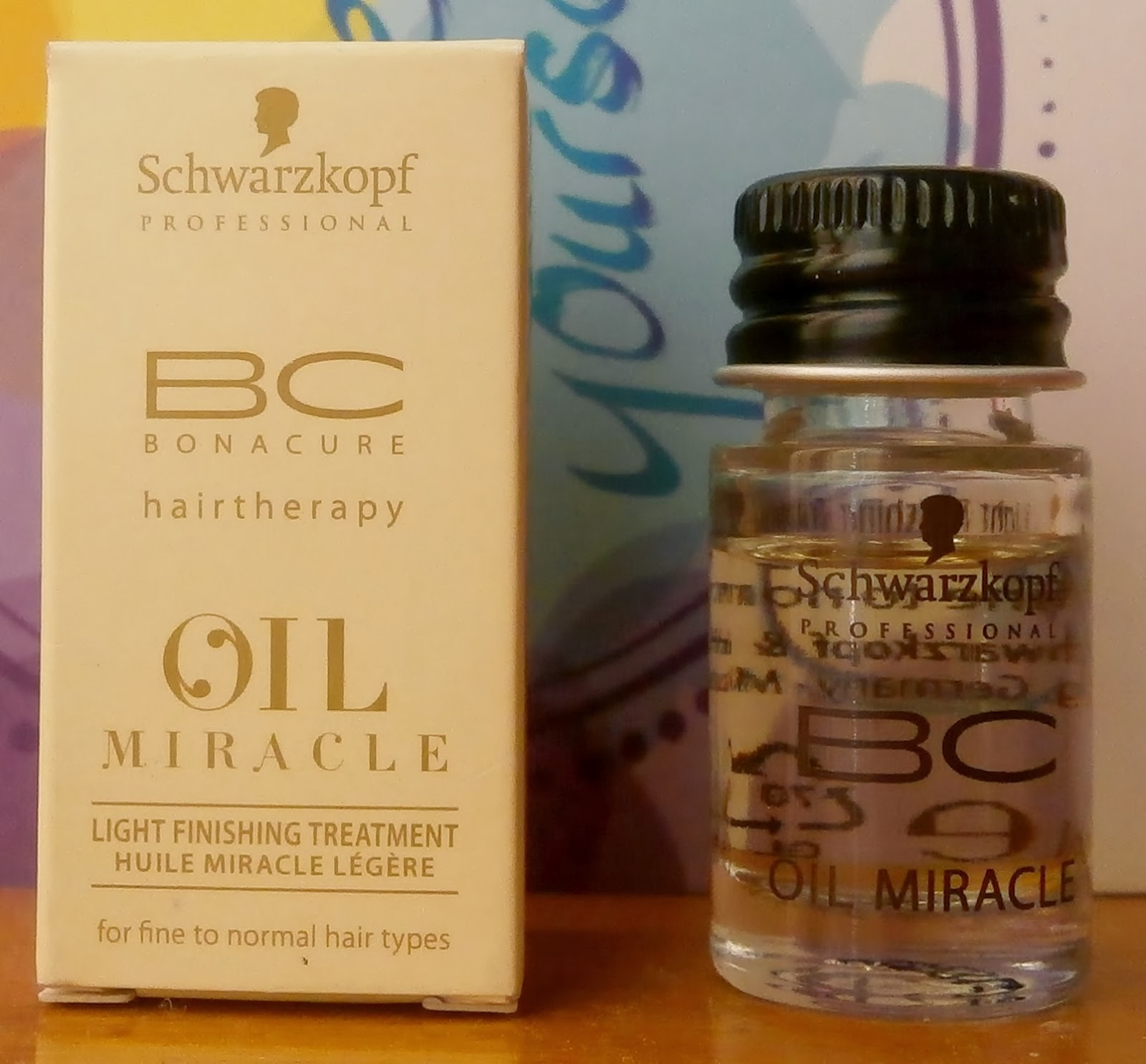 oil miracle schwarzkopf hair