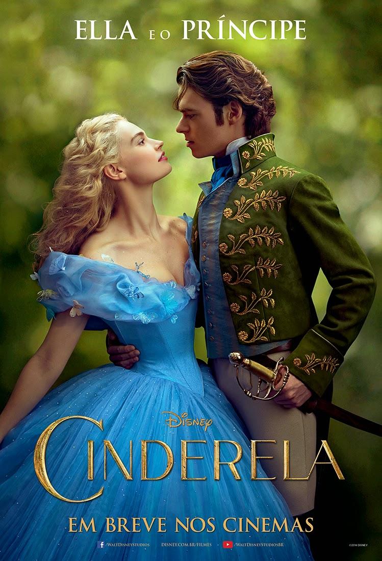 Cinderela – Dublado (2015)