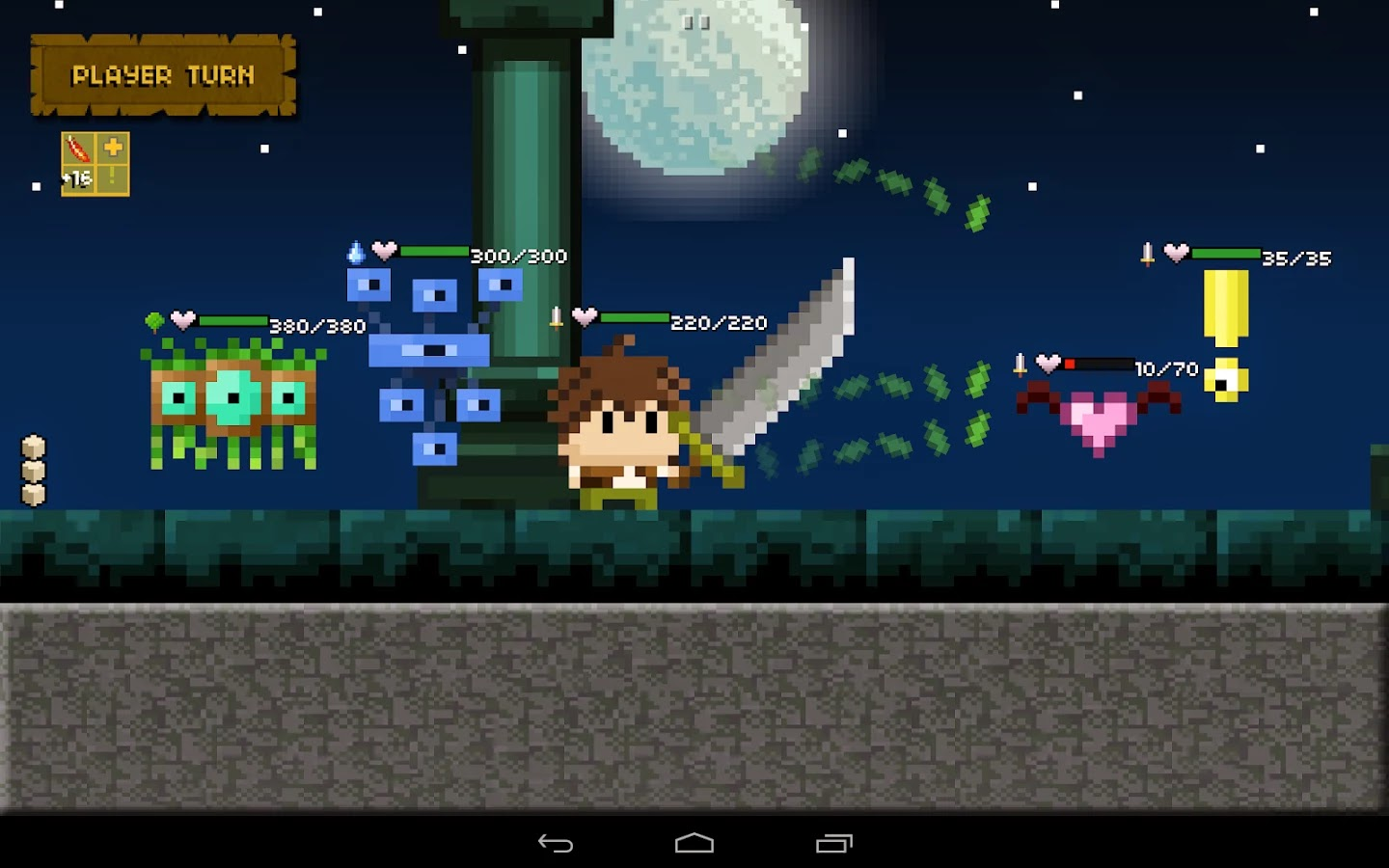 Android Tiny Dice Dungeon Apk resimi 5