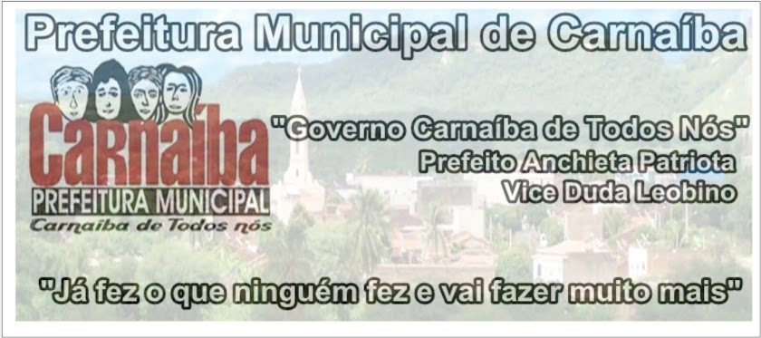Prefeitura de Carnaíba