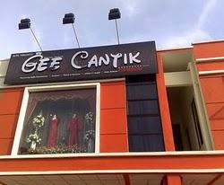BUTIK GEE CANTIK BRIDAL HOUSE