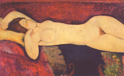 Modigliani Grande Nudo Disteso