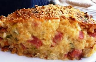 Картофельный пирог по-итальянски