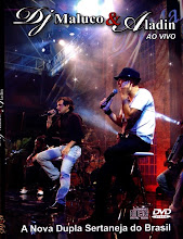 DVD - Dj Maluco e Aladin Ao Vivo