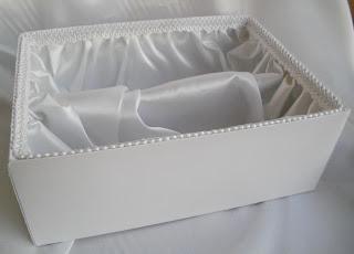 Коробка своими руками для бокалов